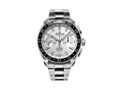 Alpina Alpiner Automatic Chronograph 4 Watch, AL-860, Bracelet, AL-860S5AQ6B