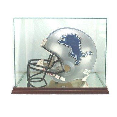 Football Helmet Display Mahogany Stained product image