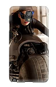 Rachel Kachur Bordner's Shop New Style 7636893K86296635 Durable Protector Case Cover With Anne Hathaway As Catwoman Hot Design For Galaxy Note 3
