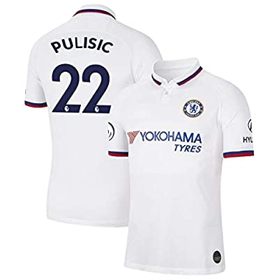Chelsea FC 2019/2020 Away Men's Jersey PULISIC #22