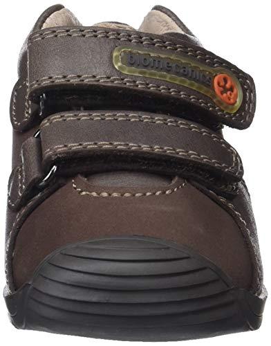 Zapatillas b Y Por Natural Estar Nobuck De Marron wax para 181145 Casa Marrón Cafe amz Biomecanics Bebé Niños 181145 HSwP5qU