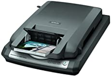 Epson Perfection 4180 Photo scanner repair and review and