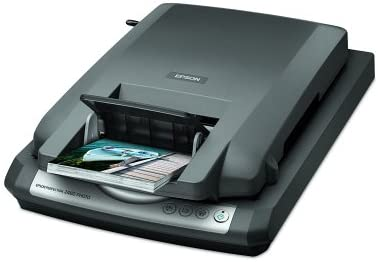 pilote scanner epson perfection 2480 photo