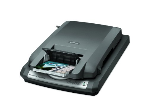 Epson B11B172171 Perfection 2480 Limited Edition Photo Flatbed Scanner with Feeder by Epson