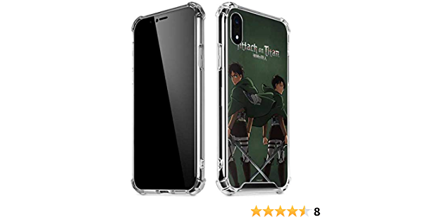 Skinit Decal MP3 Player Skin Compatible with iPod Touch 5th Gen/&2012 Officially Licensed Funimation Attack On Titan Logo Design