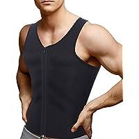 Men's Neoprene Slimming Vest Sport Waist Training Corset Body Fitness Shaper