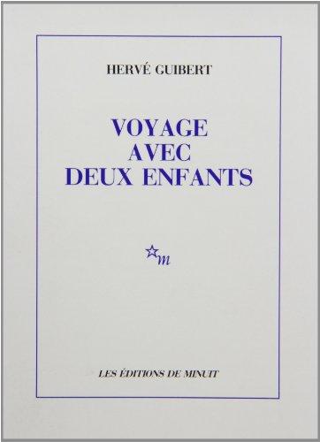 Voyage avec deux enfants (French Edition)