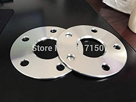 120-72.56-8mm Show One Size BEESCLOVER Wheel Spacer of The PCD 5x120mm HUB 72.56mm 8mm Thickness Wheel Adapter 5