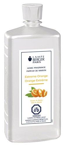 Orange Oil Lamp - 6