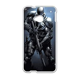 Flash Thompson Comic HTC One M7 Cell Phone Case White Gift pjz003_3166431