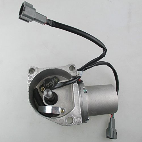- 4614911 Motor Engine Control, Stepper Motor Assy, Applicable to Excavator ZAX200 ZAX200-3 ZAX200-5 ZAX210 ZAX240 ZAX270 ZAX330 ZAX450, AFTERMARKET Replacement Excavator Parts