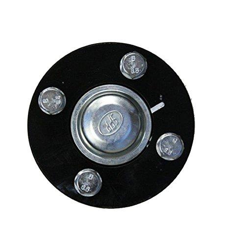 attelage pneus sont 22x11.00-8 4ply P323 Wanda Knobby Quad trailer 310kg moyeu // talon roues Kit de remorque ATV