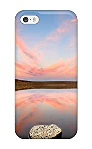 Hot Style DsTdlhk11499UOcYG Protective Case Cover For Iphone5/5s(reflection Earth Nature Reflection)