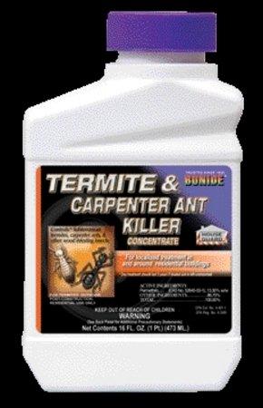Bonide Termite & Carpenter Ant Killer 1 Pint [Misc.] [Misc.] [Misc.] [Misc.] [Misc.] BC109284 2780302