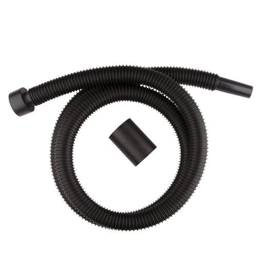 WORKSHOP Wet Dry Vacuum Accessories WS12520A Wet Dry Vacuum Hose, 1-1/4-Inch x 6-Feet Wet Dry Vac Hose, Friction Fit Hose for Wet Dry Shop Vacuum ()