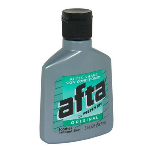 Afta After Shave Skin Conditioner Original 3 oz ( Pack of 6)