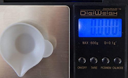 600×0.1g Digital Weight Scale Dw-600bs Gold Silver Coin Jewlery Diamonds Tester, Christmas Bell 1998 94