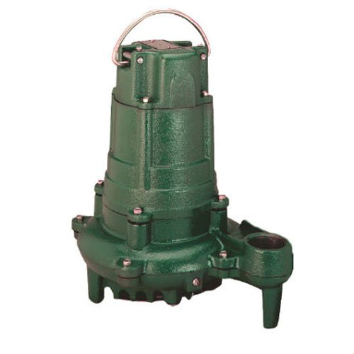 Zoeller-N139-Flow-Mate-115-Volt-12-HP-Bronze-Body-Nonauto-Requires-Float-Switch-Sump-Pump