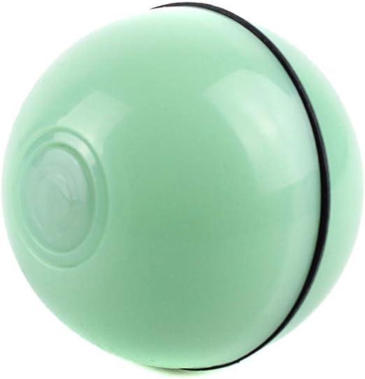 iSunday Pet Pelota de Movimiento LED Brillante, Juguete eléctrico ...
