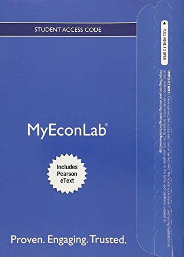 Myeconlab F/Hubbard:Microeconomics