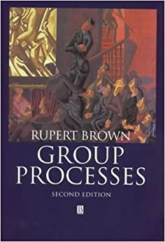 Book Group Processes by Rupert Brown (2000-02-29)
