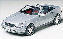 #24189 Tamiya Mercedes-Benz SLK 1/24 Scale Plastic Model Kit,Needs assembly by Tamiya