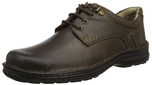 para Derby Puppies Hush Cordones Hombre Geography Lace Brown de Zapatos Marrón xA0w0q4p