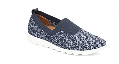 Comfortiva Women's Ginger Peacoat Navy/Chambray Slip On Shoes (10 M US) by Comfortiva