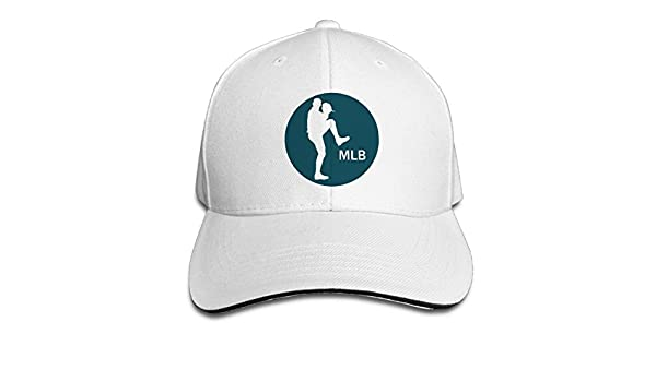 HATDFFDG01 2018 MllbAll Star Baseball Cap Adjustable Side Unisex Hat at Amazon Mens Clothing store:
