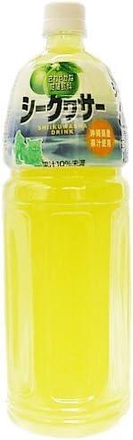 さわやかな柑橘飲料 シークワーサー 沖縄県産果汁使用 1.5L×1本