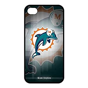 braoe Miami Dolphins Custom Hard CASE for iPhone 5 5s Durable Case Cover