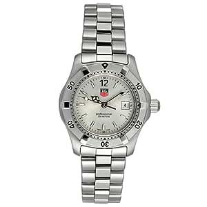 TAG Heuer Women's WK1312.BA0313 2000 Classic Watch