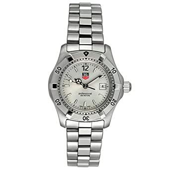 Tag Heuer Wk1312.Ba0313 Wrist Watch - Women s  Amazon.co.uk  Watches decf4d0bcd