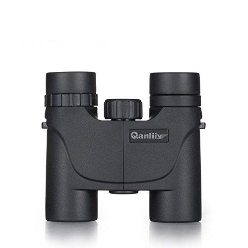 Ling@ Zweibettzimmer Rohr HD Fernglas Nacht Vision Mini portable Teleskop bei hoher Vergrößerung Teleskop HD portable Pocket kompakte Reisebegleiter gerade Konzert mit wasserdicht und Nebel