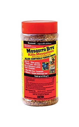 Mosquito Bits Quick Kill Multiple Insects 8 Oz (Mosquito Quick Kill Bits)