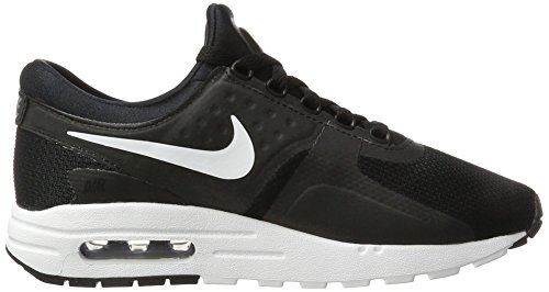 Nike Air Max Zero Essential GS Youth Running Shoes Black/White/Dark/Grey iSzI689hc