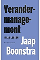 Verandermanagement in 28 lessen (Dutch Edition) Hardcover