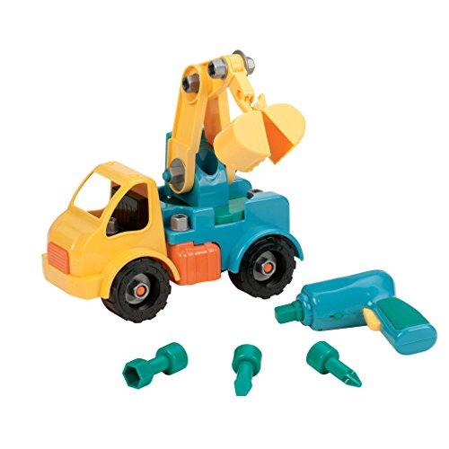 Battat Take Part Vehicles Crane product image