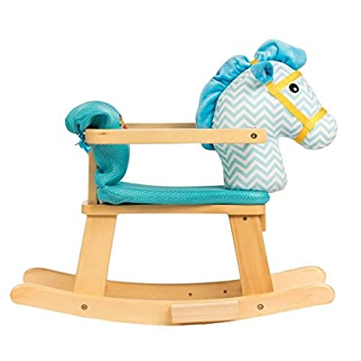 Rockin' Rider Trotter Baby's First Rocker: Toys & Games