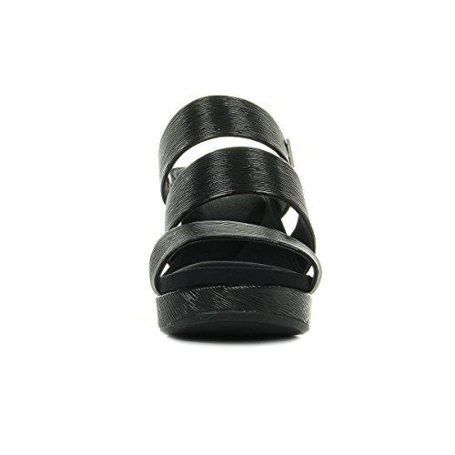 Calvin Klein Jileen Noir E6547BLK, Sandales - 41 EU