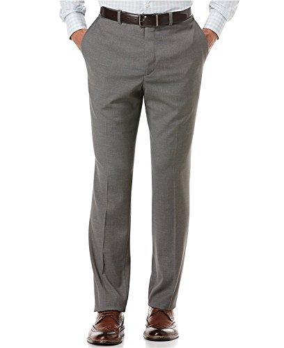 Perry Ellis Flat Front Dress Pants - 7