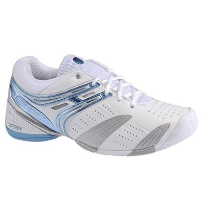 Amazon.com | BABOLAT V-Pro All Court Ladies Tennis Shoes, White ...