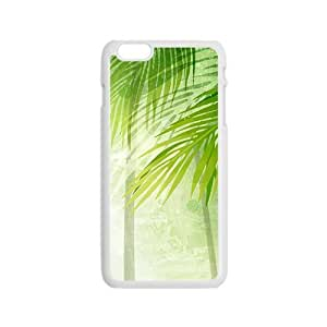 Fresh green plant Phone Case for iPhone 6