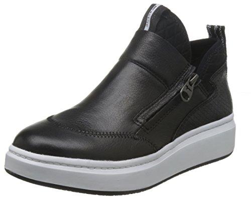 Noir Femme Hautes 25422 001 Sneakers black Tamaris qv1Z0
