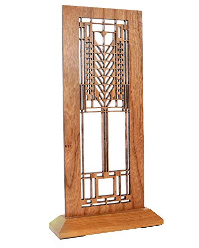 Purchase Frank Lloyd Wright Tree of Life Hardwood Mini Screen