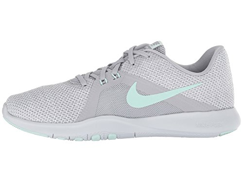 Scarpe Indoor Nike pure Platinum igloo white Flex Donna 8 Sportive Grey Trainer W Wolf wqgYHqI