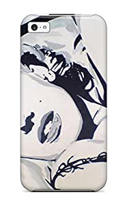 CSKFUDrunkLove Marilyn Monroe Black And White Paintings Feeling iphone 6 4.7 inch iphone 6 4.7 inch On Your Style Birthday Gift Cover Case