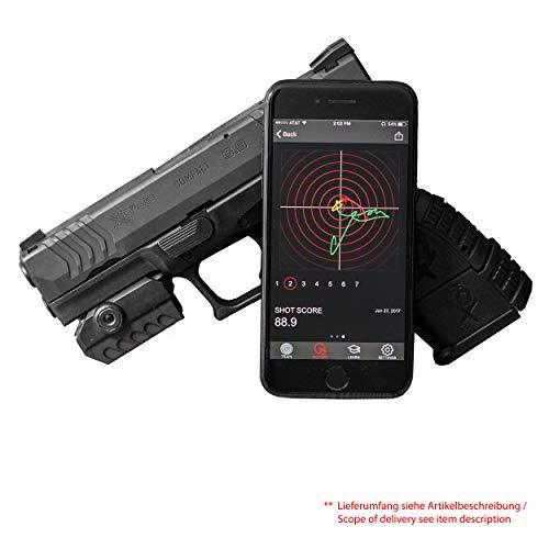 MantisX Armes à feu Système de Formation 1