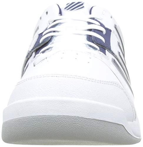 13 white Scarpe Iiicarpet Bianco navy m Performance white Da Tennis 000070583 Accomplish K Uomo swiss navy n6IqW0