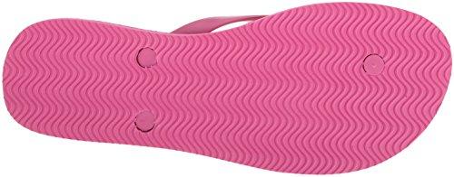 Bernardo Donna Ella Flip-flop In Gomma Rosa